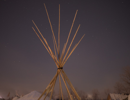 Standing Rock Spirit Camps